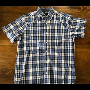 GAP slim fit button down